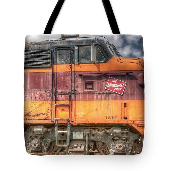 0119 The Milwaukee Road 2 Tote Bag