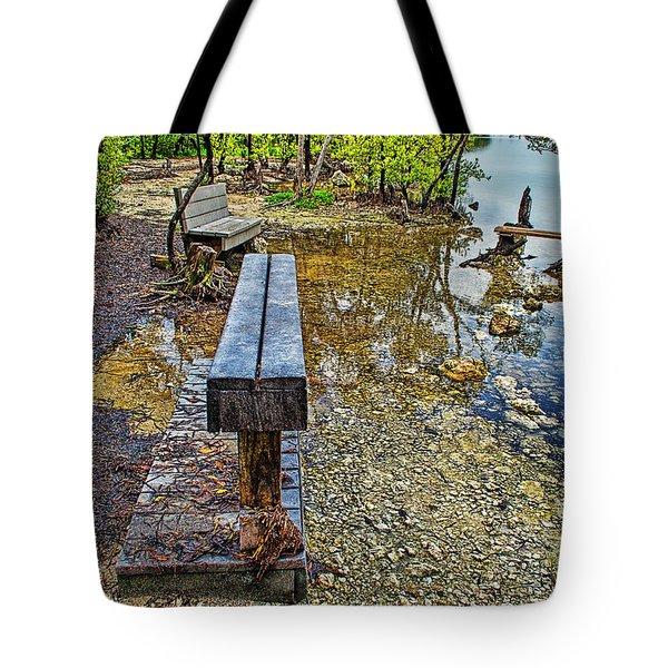 0248-key-largo Tote Bag