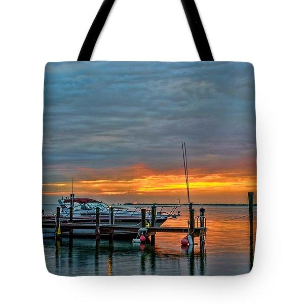 0255-key-largo Tote Bag