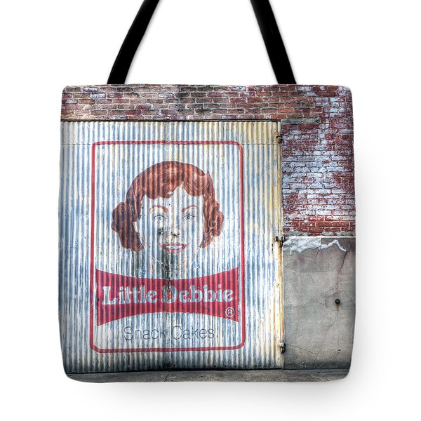 0256 Little Debbie - New Orleans Tote Bag
