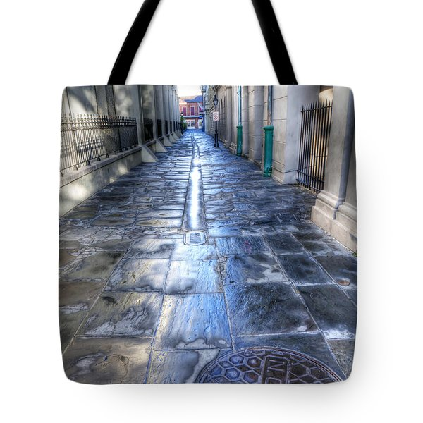 0270 French Quarter 2 - New Orleans Tote Bag