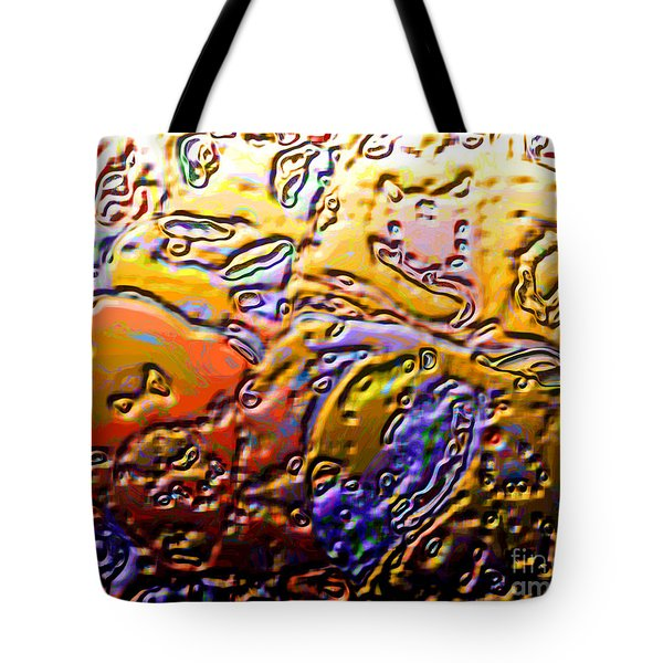 0365 Abstract Thought Tote Bag