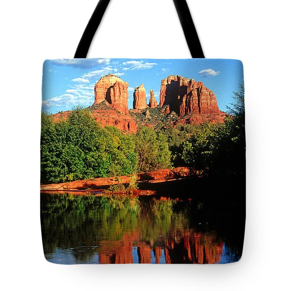 0464 Sedona Arizona Tote Bag