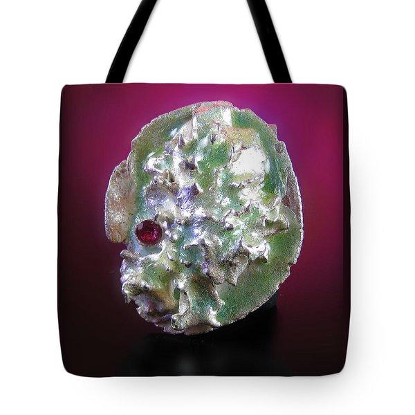 0550 Lichen Tote Bag