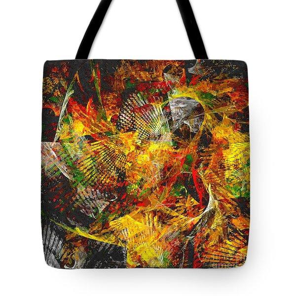 057-13 Tote Bag