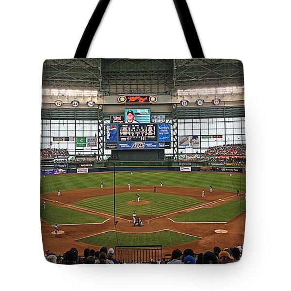0613 Miller Park Tote Bag