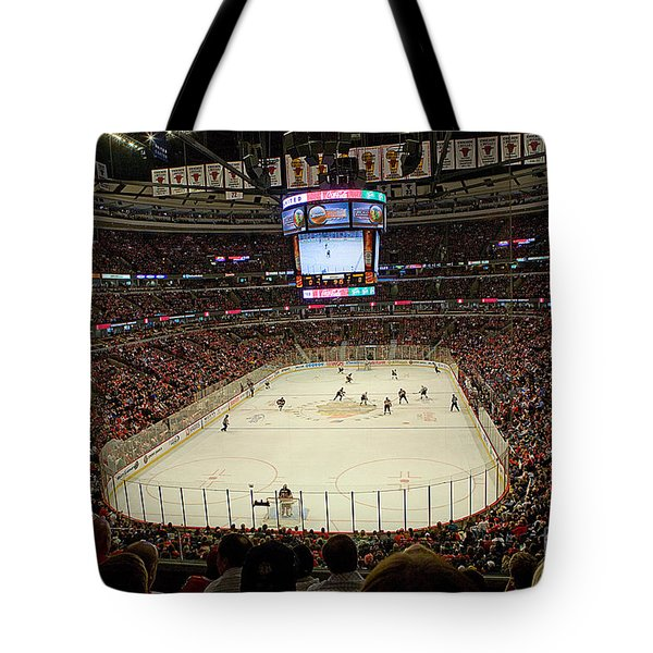 0616 The United Center - Chicago Tote Bag