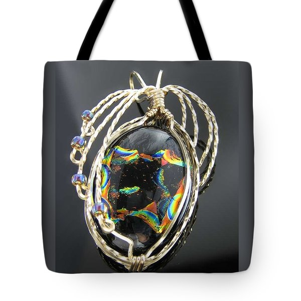 0623 Fish Cave Tote Bag