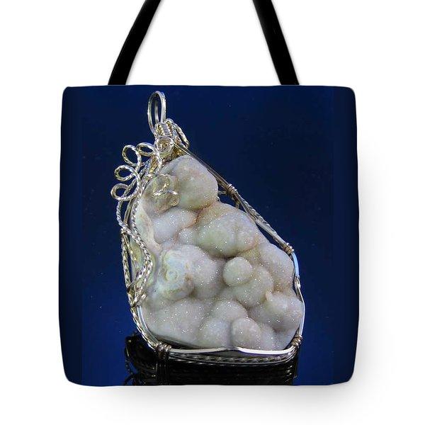 0655 Tresses Tote Bag