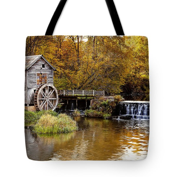 0722 Hyde's Mill Tote Bag