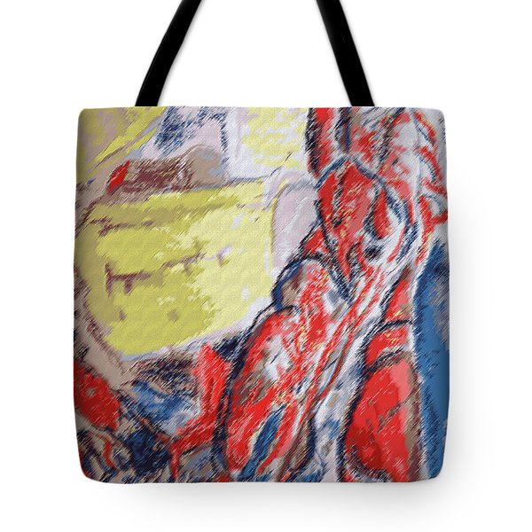 073114 Crawfish.jpg Tote Bag