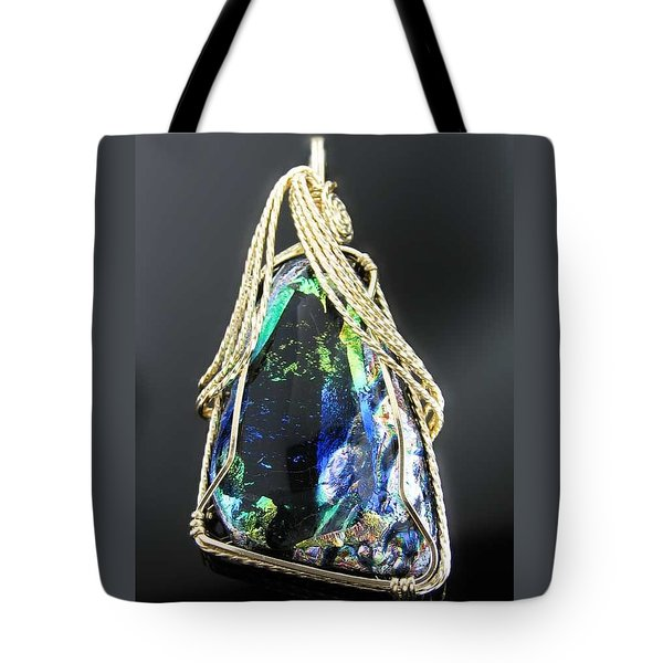 0818 City Nights Tote Bag