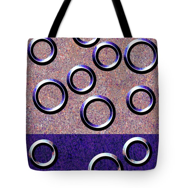 0235 Abstract Thought Tote Bag by Chowdary V Arikatla