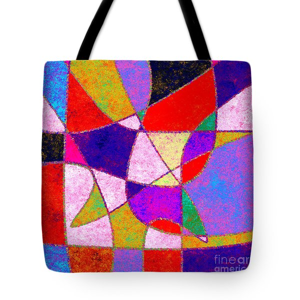 0269 Abstract Thought Tote Bag