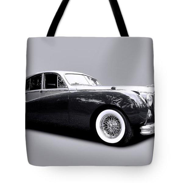 1953 Jaguar Mk Vii  Tote Bag