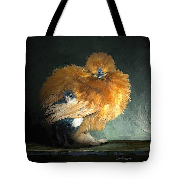 20. Hiding Tote Bag