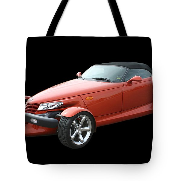 2002 Plymouth Prowler Tote Bag by Jack Pumphrey