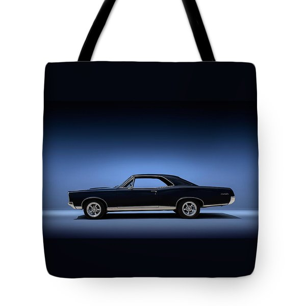 Tote Bag featuring the digital art 67 Gto by Douglas Pittman