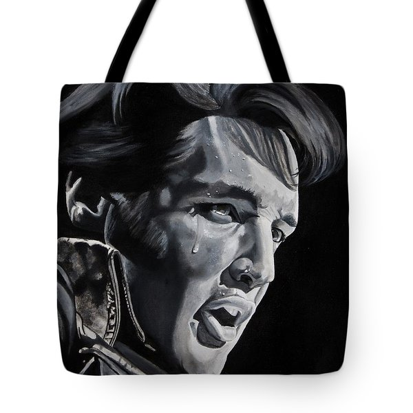 '68 Comeback Tote Bag by Brian Broadway
