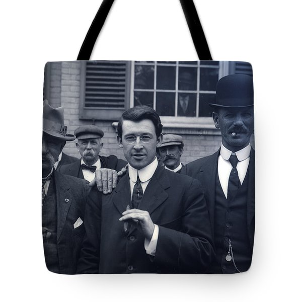 A Good Cigar Tote Bag