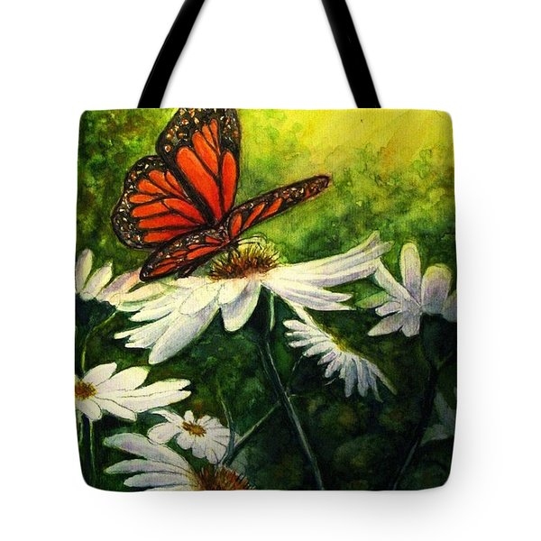 A Life-changing Encounter Tote Bag