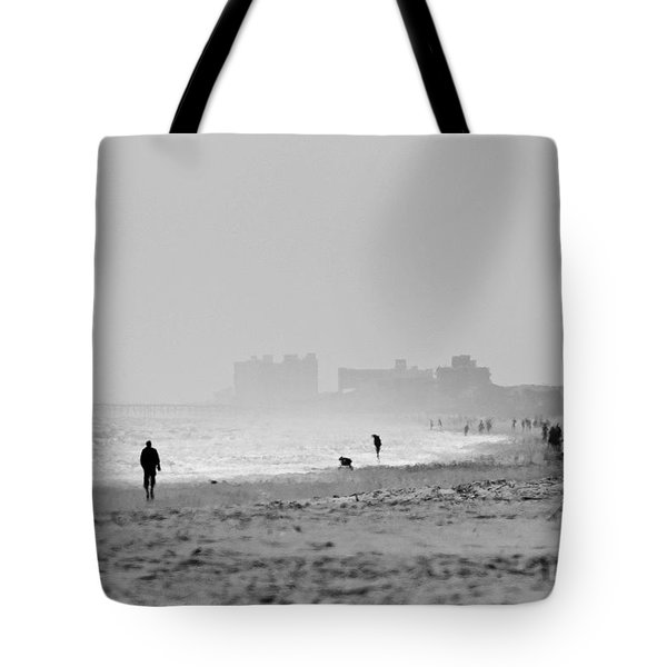 A Look South Tote Bag