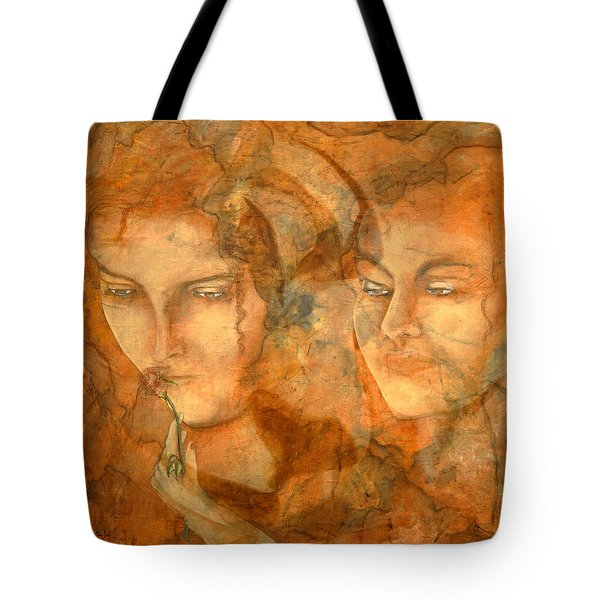A Love That Will Never Fade  Tote Bag