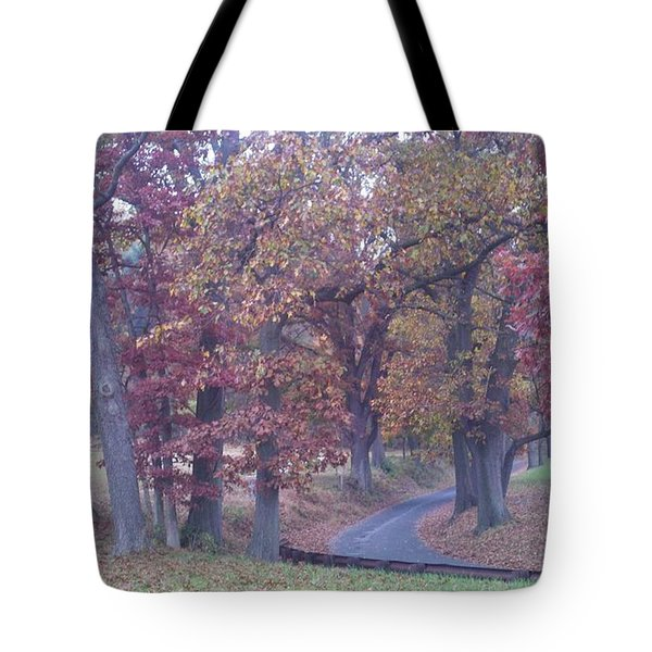 A Path To Follow Tote Bag