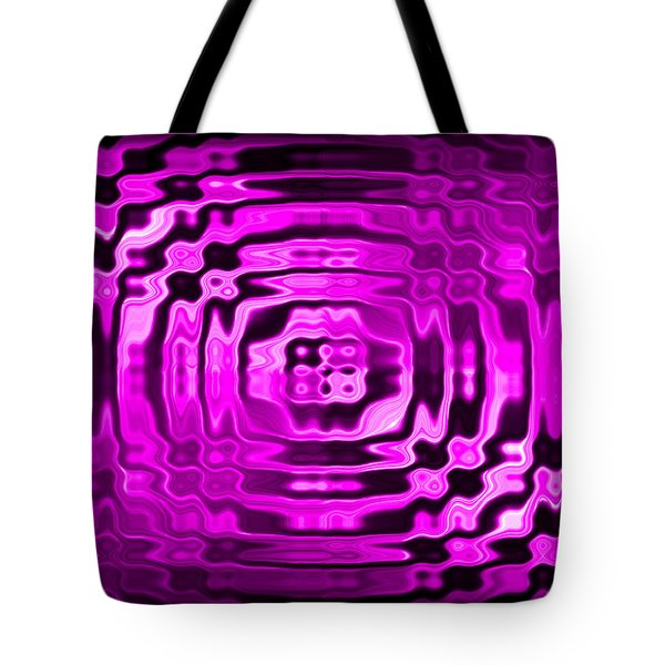 Abstract 134 Tote Bag by J D Owen