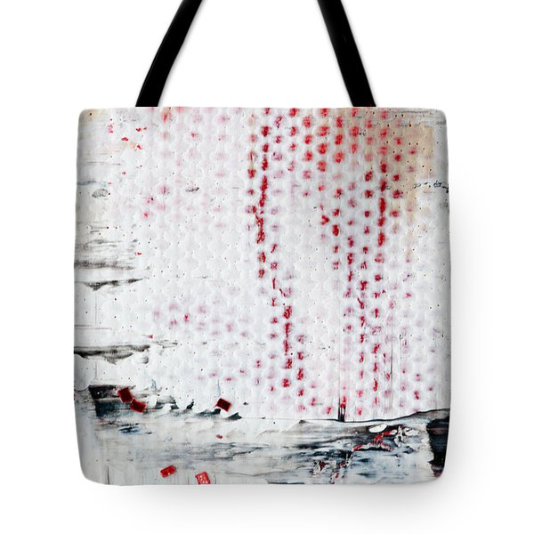 Abstract Original Artwork One Hundred Phoenixes Untitled Number Ten Tote Bag