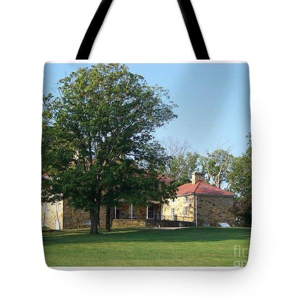 Adena Mansion Tote Bag