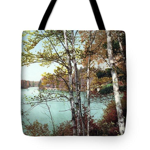 Adirondacks, C1903 Tote Bag