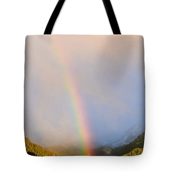Tote Bag featuring the photograph After The Storm by Dorrene BrownButterfield