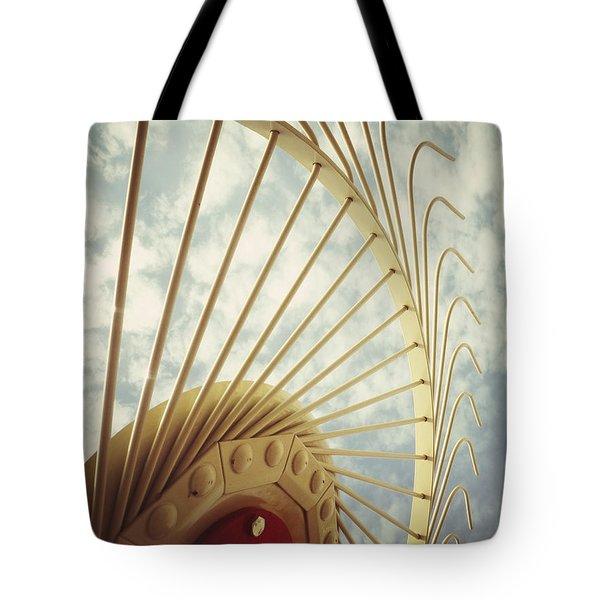 Agricultural Art Tote Bag