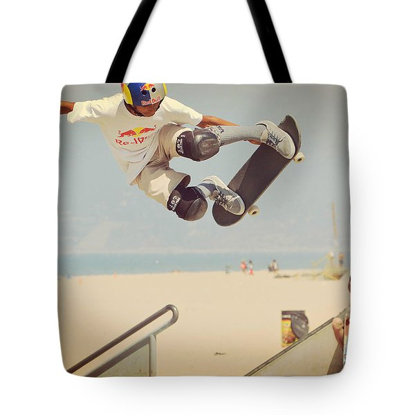 Air Time Tote Bag