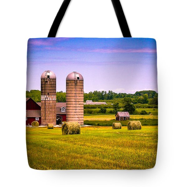 All In A Day's Work Tote Bag