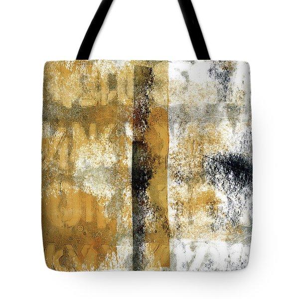 Alphabetical Order Tote Bag