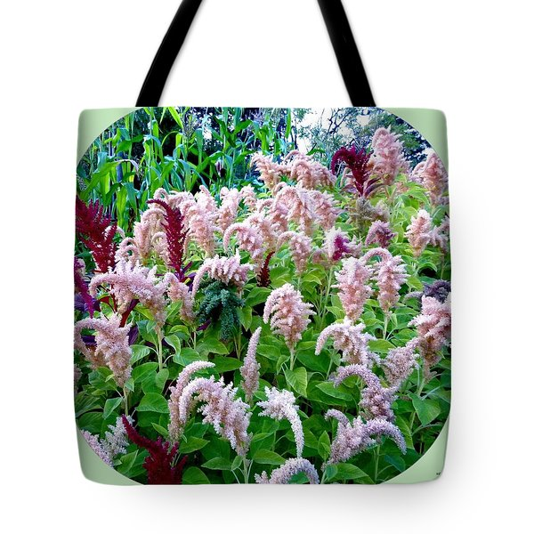 Amaranth Tote Bag by Will Borden
