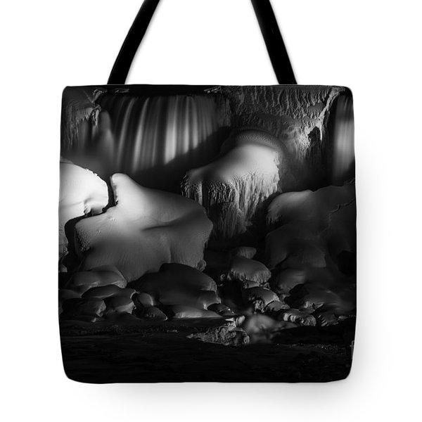 Tote Bag featuring the photograph American Falls by JT Lewis