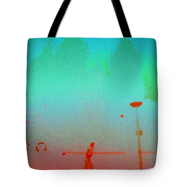 Amsterdam Evening Tote Bag