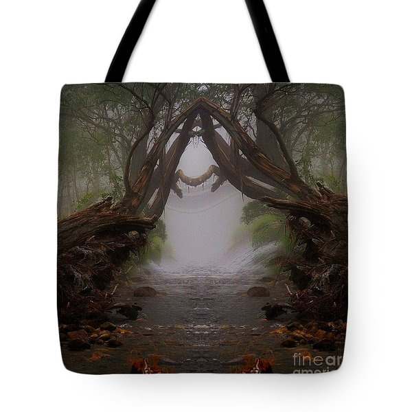 An Enchanted Place Tote Bag