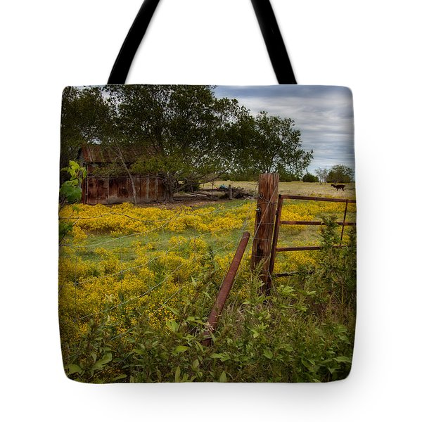 An Old Shed Tote Bag