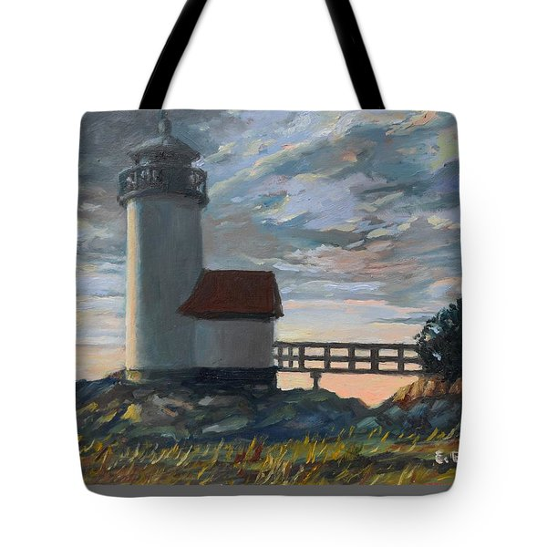 Annisquam Light Tote Bag