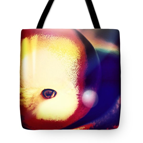 Apple Tote Bag by Jason Michael Roust