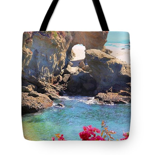 Arch Rock Laguna Tote Bag
