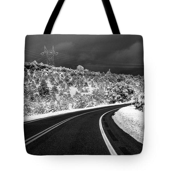 Arizona Snow 2 Tote Bag
