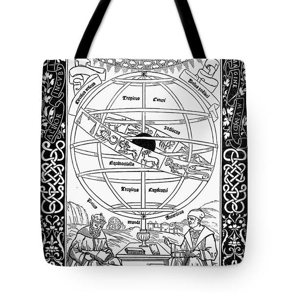 Armillary Sphere, 1543 Tote Bag