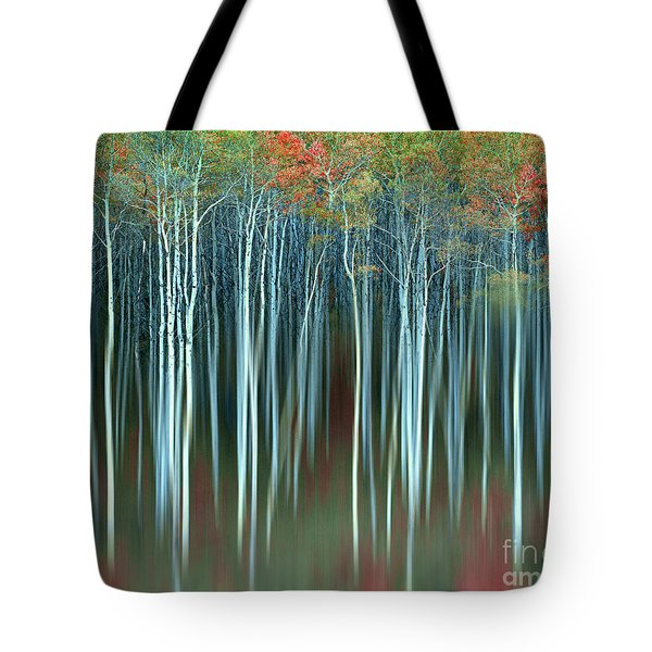 Army Of Trees Tote Bag