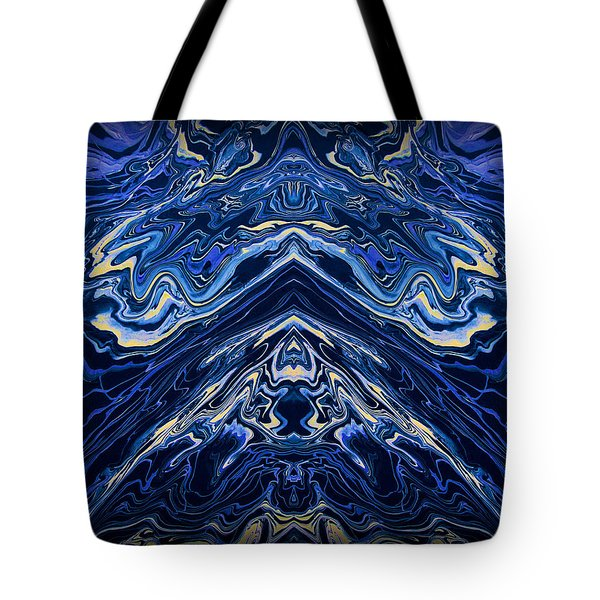 Art Series 1 Tote Bag by J D Owen