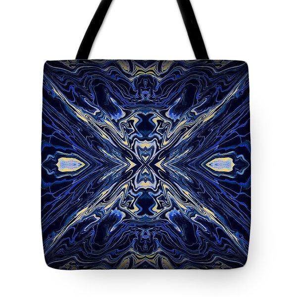 Art Series 7 Tote Bag by J D Owen